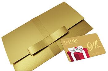 Cellini Card Cadou